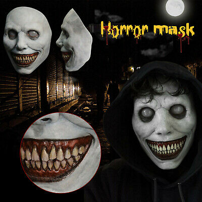 £6.99 • Buy Creepy Halloween Mask,Smiling Demons,The Evil Cosplay Props