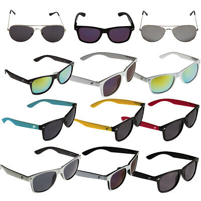 AU30 • Buy Sunglasses - Bulk Clearance Mixed 12 Pairs Of Two Styles And Colours - RRP +$240