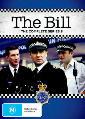 £78.99 • Buy The Bill -Complete ITV Series 8 (DVD) UK Compatible - Sealed