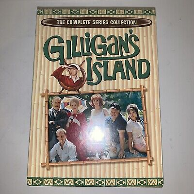 £29.79 • Buy Gilligans Island The Complete TV Series Collection DVD 17-Disc Set 98 Episodes