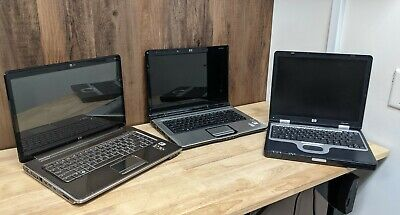 $ CDN125.87 • Buy LOT OF 3 Laptops For Parts HP