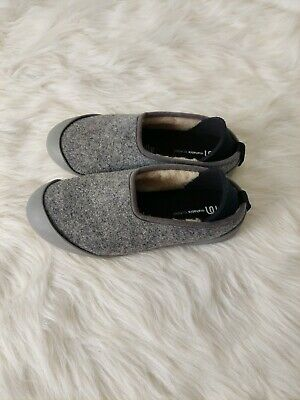 $29.95 • Buy Mahabis Wool Women's Classic Slide Slippers Size  36 - US 5/6 Removable Rubber