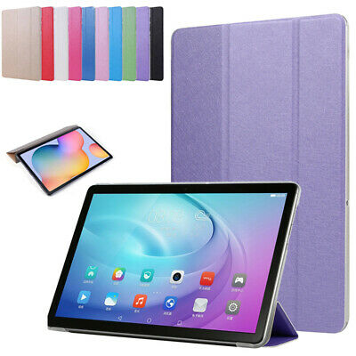 AU13.99 • Buy For Samsung Galaxy Tab S6 Lite S7 S7 Plus Tablet Folio Leather Smart Case Cover