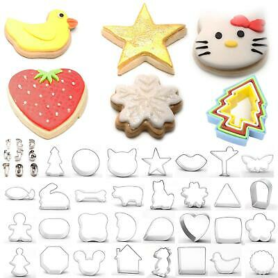 £6.59 • Buy Cookie Cutters In Various Themes Shapes & Pack Sizes