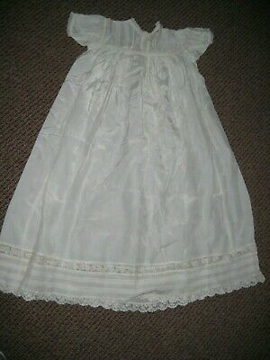 £10 • Buy Vintage Baby Christening Gown