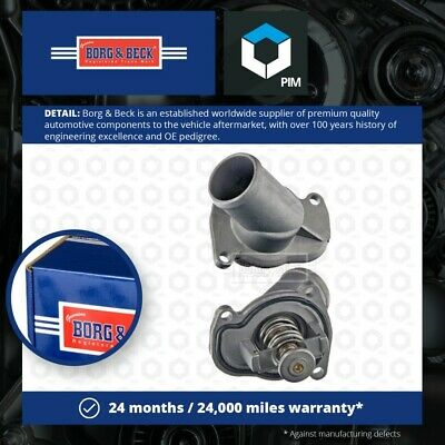 £21.51 • Buy Coolant Thermostat Fits OPEL CORSA C D 1.4 03 To 14 Z14XEP B&B 12992692 1338096