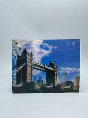 £4.49 • Buy 3D Hologram Pictures Of London 5 Pack Randomly Selected