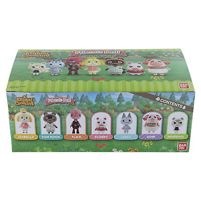 £57.84 • Buy Animal Crossing: New Horizons Villager Friends Doll Collection Box Set 7 Figures