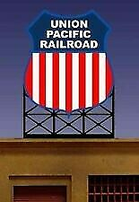 $34.99 • Buy Miller Engineering 441802 HO/N Union Pacific Rooftop Animated Billboard Small