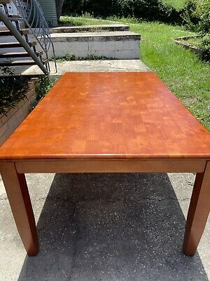 AU180 • Buy Six Seater Wooden Dining Table Set