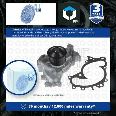 £57.89 • Buy Water Pump Fits LEXUS RX400h MHU38 3.3 04 To 08 3MZ-FE Coolant ADL 1610009070