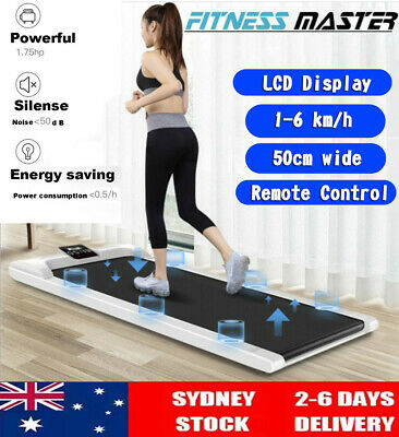 AU299.99 • Buy Electric Walking Pad Treadmill Home Office,Exercise Machine Fitness LCD Display