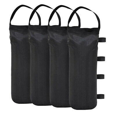 AU28.21 • Buy 4 Pack Gazebo Sand Weights Industrial Grade Heavy Duty Sand Weight Bags