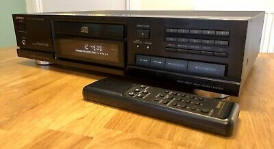 £57 • Buy Vintage Aiwa XC-300 CD Player (Compact Disk), Remote & Manual - Serviced