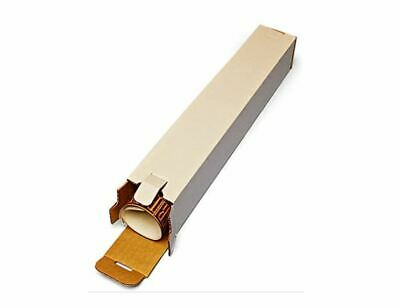 """$40 • Buy LOT OF 40 SQUARE MAILING TUBES 2"""" X 2"""" X 18 ¼"""""""