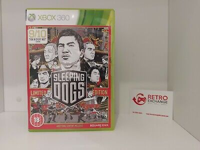£2.99 • Buy Sleeping Dogs - Limited Edition (Xbox 360) Complete + Fast Despatch