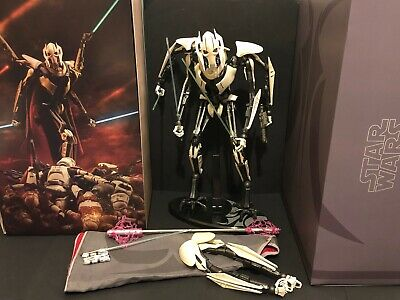 $ CDN692.44 • Buy Star Wars Sideshow Collectibles General Grievous 1/6 12  Figure (not Hot Toys)