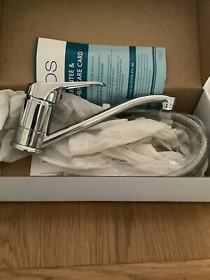 £18 • Buy Astracast Finesse 135 Single Lever Kitchen Tap BNWB Chrome