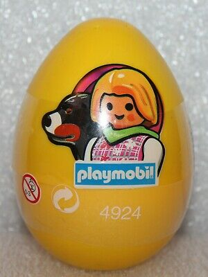 £15.42 • Buy Playmobil 4924 Easter Egg Woman With Dog Promotional Figure New/Boxed (D ? )