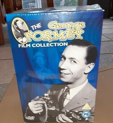 £11.95 • Buy George Formby Film Collection Seven Films Remastered
