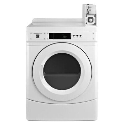 View Details Kenmore 81952 6.7 Cu. Ft. Coin-Operated Commercial Electric Dryer - White • 1,013.05$