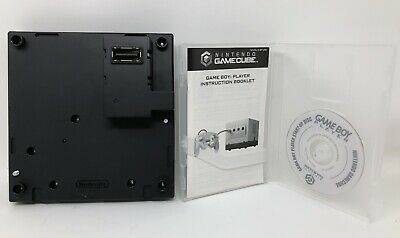£167.25 • Buy Start-Up Disc With Nintendo GameCube Game Boy Player Accessory TESTED Very Good
