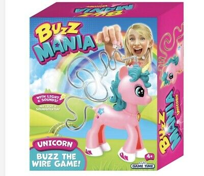 £10.99 • Buy Traditional Board Games Zapper Unicorn Don't Buzz The Wire Kids Game