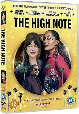£4.39 • Buy The High Note (DVD)