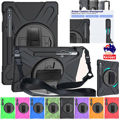AU33.99 • Buy Heavy Duty Shockproof Case Cover For Samsung Galaxy Tab S6 Plus Lite S7 11 12.4