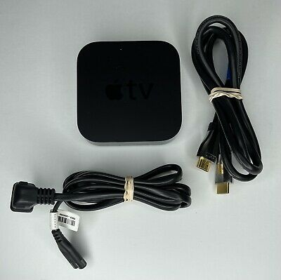 AU20.20 • Buy Apple TV 2 2nd Generation A1378 MC572LL/A Streaming Media Player NO REMOTE