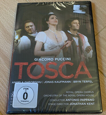 £11.99 • Buy Puccini: Tosca (DVD) New (2012)