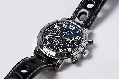 £1810.71 • Buy Chopard Mille Miglia Chronograph Automatic Stainless Steel Mens Watch Ref. 8920