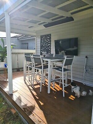 AU299.99 • Buy PRICE DROP! Outdoor Furniture, Table And Chairs.