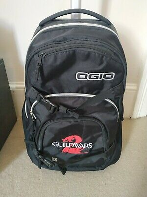 £29 • Buy OGIO Black  Phantom  Laptop Backpack With Wheel And Many Compartments
