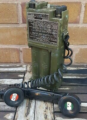 £34.99 • Buy RACAL British Army Forces Field Telephone Untested Rare