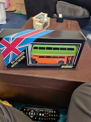 $ CDN25.97 • Buy Solido  1/50 Scale AEC RT Double Decker Bus - London Country - Boxed