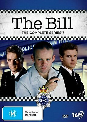 £78.99 • Buy The Bill -Complete ITV Series 7 (DVD) UK Compatible - Sealed