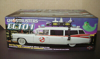 £20 • Buy 1959 Cadillac Station Wagon Hearse Ghostbusters ECTO 1 1/25 Scale Never Started