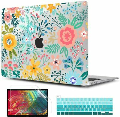 $43.70 • Buy Case For 2020 MacBook Pro 13 Inch Plastic Hard Shell Case Cover And Silicone