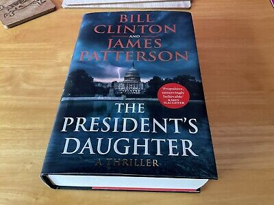 AU14.01 • Buy James Patterson The Presidents Daughter Book