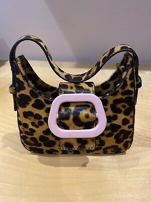 £59.99 • Buy Charlotte Simone Leopard Print Mimi Bag New RRP £150/SOLD OUT