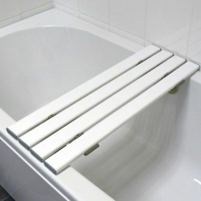 £33.99 • Buy 26  27  28  Adjustable Bath Board Shower Bench Bathing Seat Stool Mobility Aid