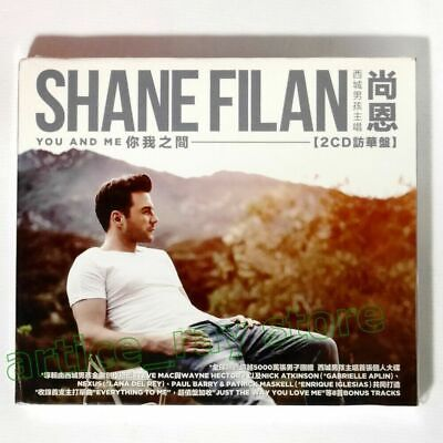 £17.45 • Buy Shane Filan You And Me Taiwan 2 CD BOX Deluxe Edition Westlife 2013 NEW