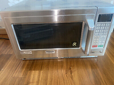 £450 • Buy Panasonic Commercial Microwave Oven