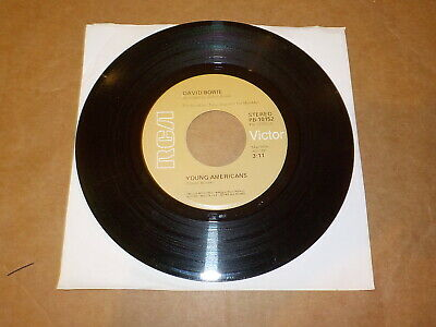 £4.36 • Buy DAVID BOWIE Vinyl 45 Record  Young Americans / Knock On Wood   RE11981