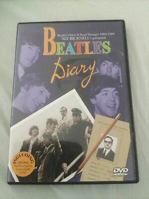 £2.99 • Buy Alf Bicknell's Personal Beatles Diary DVD (2003) Alf Bicknell Amazing Value