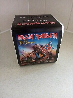 £13 • Buy Iron Maiden Official The Trooper Coffee Mug