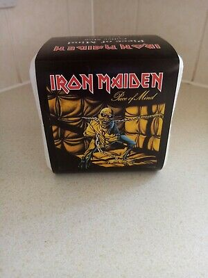 £13 • Buy Iron Maiden Official Piece Of Mind Coffee Mug