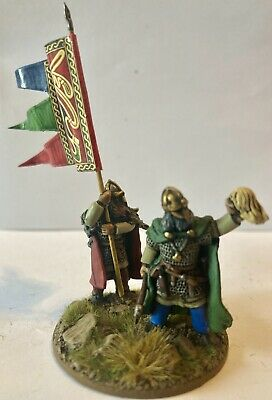 £250 • Buy Expertly Painted 28mm Viking Raiding Party #1