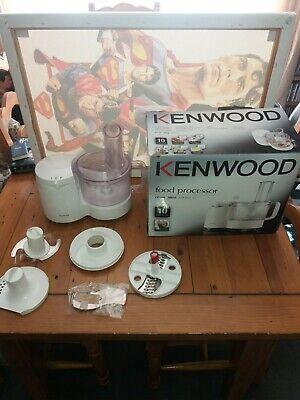 £19.99 • Buy Kenwood Food Processor FP108 With Attachments And Box